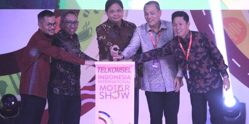 Telkomsel IIMS 2019 Bukukan Transaksi Rp 5 Triliun