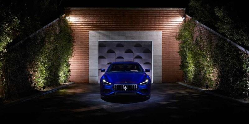 Maserati dan Antinori, Italian Excellence