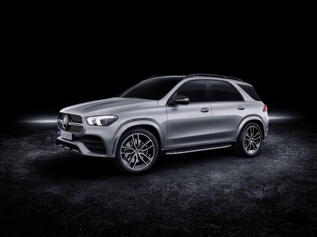 Mercedes-Benz GLE 580 4MATIC, Pilihan Terkuat