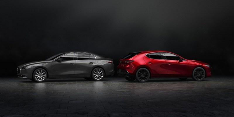 New Mazda3 Andalkan Yokohama BlueEarth-GT AE51