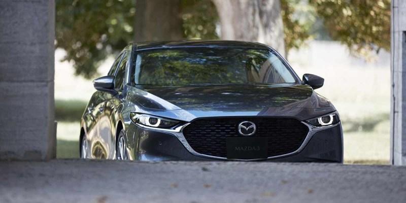 Ini Dia Pilihan Mesin dan Warna New Mazda3