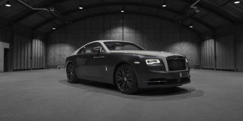 Rolls-Royce Wraith Eagle VIII, Terinspirasi Pilot Nekat