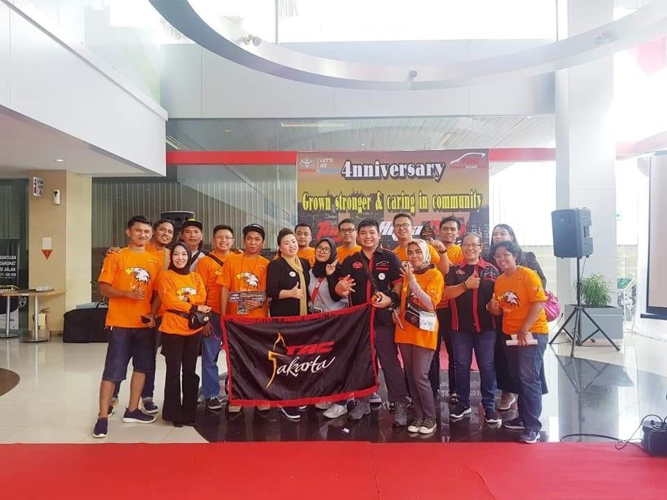 Rayakan HUT ke-4, TAC Jakarta Libatkan Berbagai Komunitas