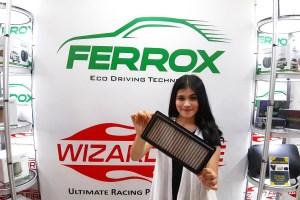 Ferrox Filter Udara Bikin Irit Konsumsi Bahan Bakar Kendaraan