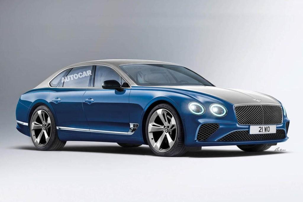Bentley Ingin Ciptakan Sedan Grand Touring Termewah di Dunia