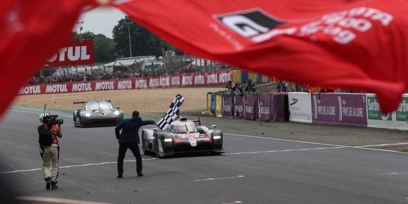 24 Hours Le Mans 2019: Drama Ban Toyota Gazoo Racing