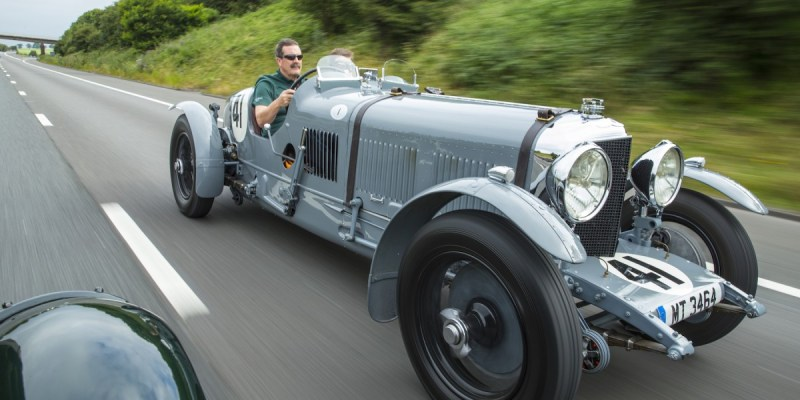 Concours of Elegance 2019: Jadi Momentum Centenary of Bentley