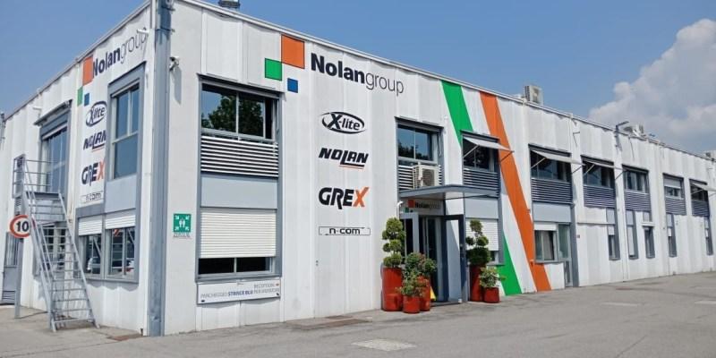 Intip Produksi Helm Nolan, Langsung dari Pabriknya!