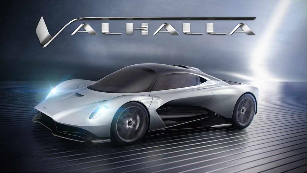 Aston Martin Valhalla, Hanya Ada 500 Unit