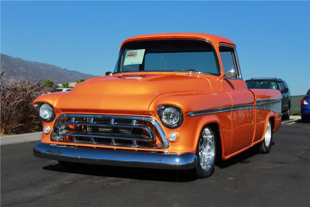 Inilah Harga 10 Pick Up Truck Chevrolet Klasik Di Ajang Lelang