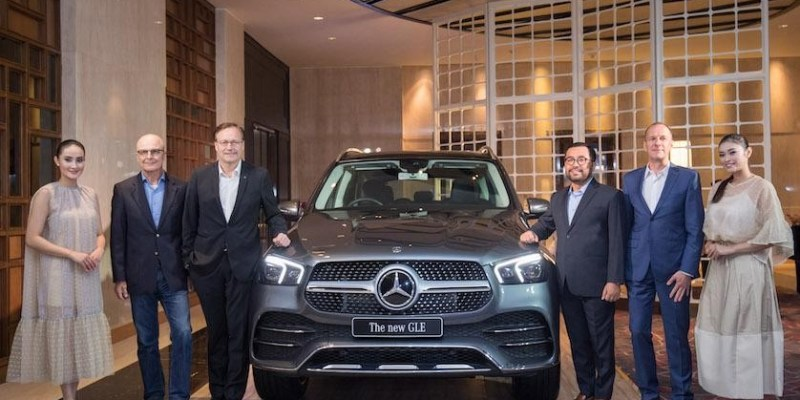 Choi Duk Jun akan Pegang Kendali Mercedes-Benz Distribution Indonesia