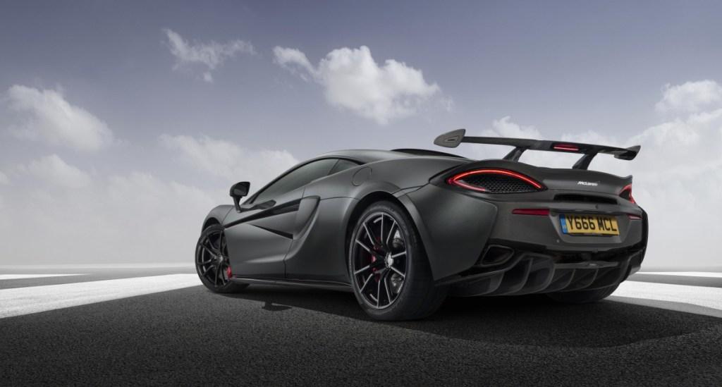 High Downforce Kit Buat McLaren Sports Series