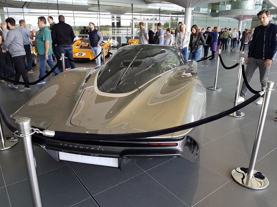 23 Unit McLaren ini Harganya Tembus Rp 904 Miliar