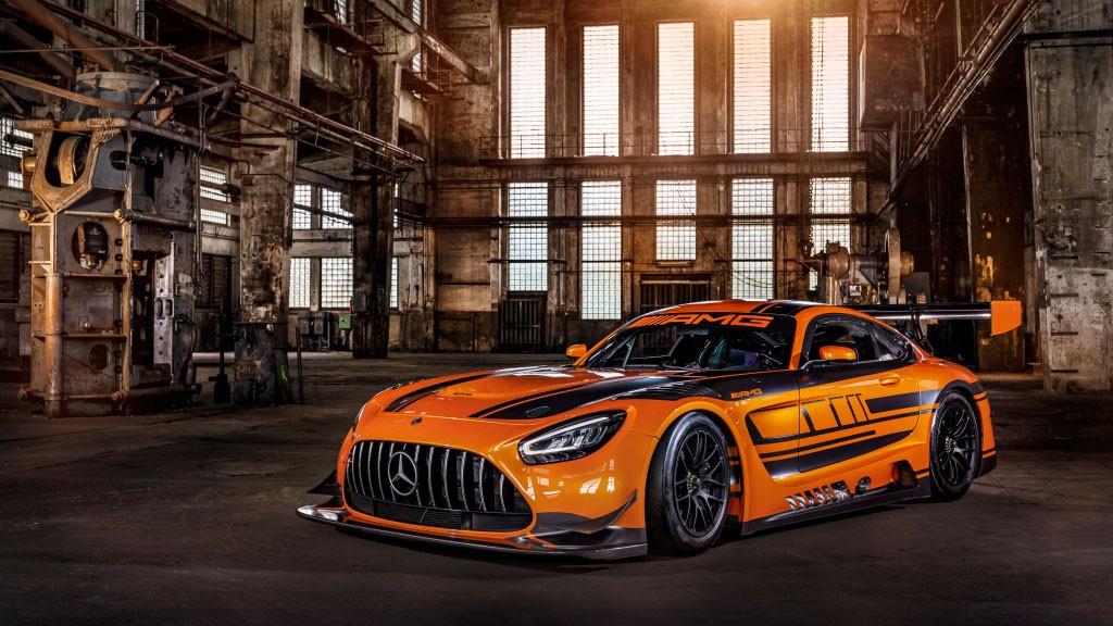 New Mercedes-AMG GT3 Sudah Siap Dipesan Konsumen