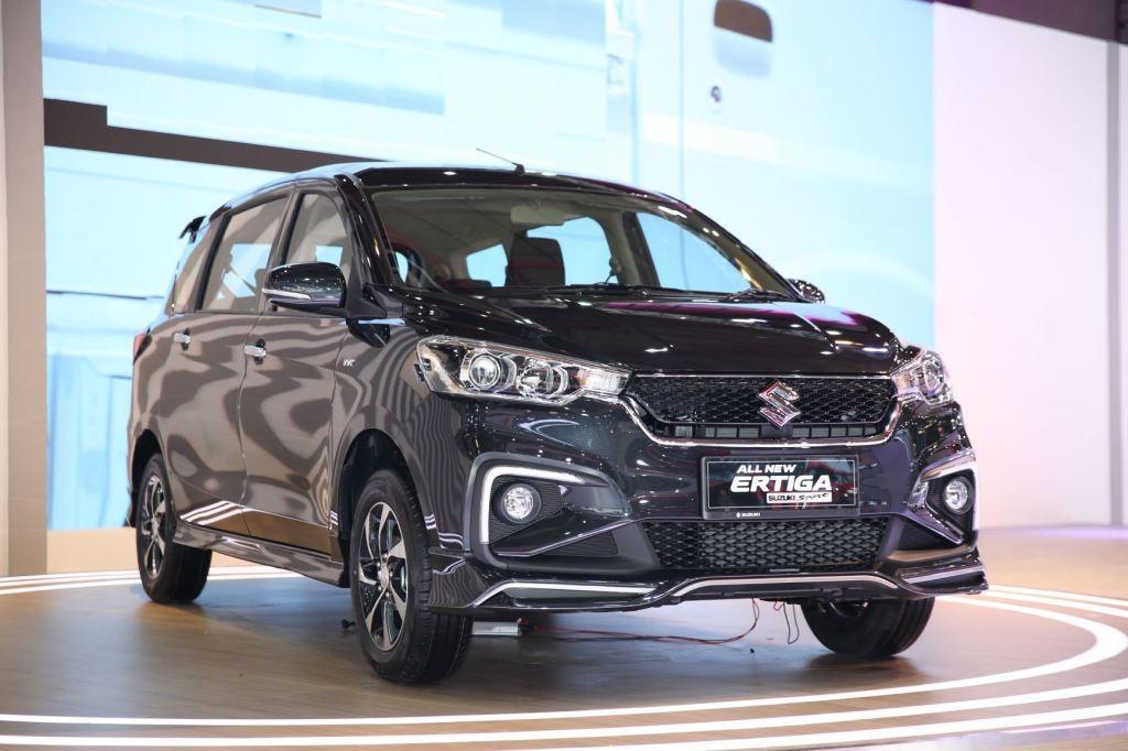 Berkat All New Ertiga Suzuki Sport, SGA Panen Hingga Rp 21 Miliar