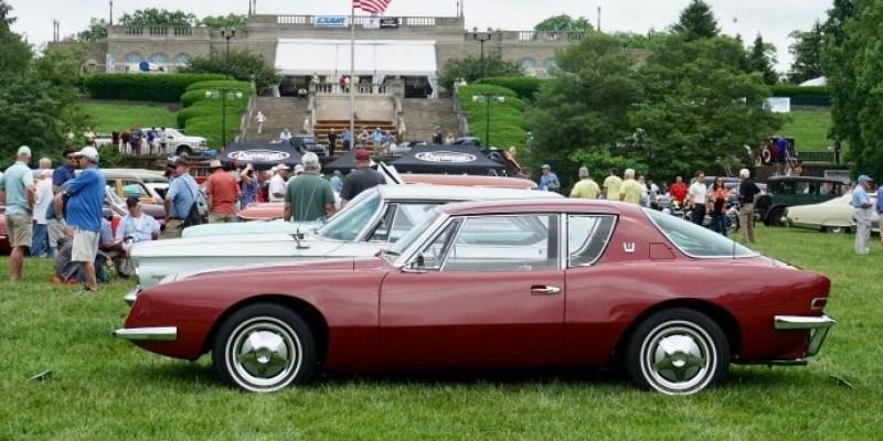 Cincinnati Concours d'Elegance, Pameran Mobil Tertua di Amerika