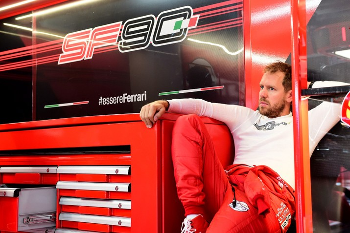 Hasil Kualifikasi F1 Perancis 2019: Vettel Tak Puas