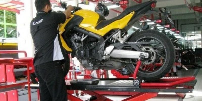 4 Poin Pengecekan Sepeda Motor Pasca Mudik Lebaran