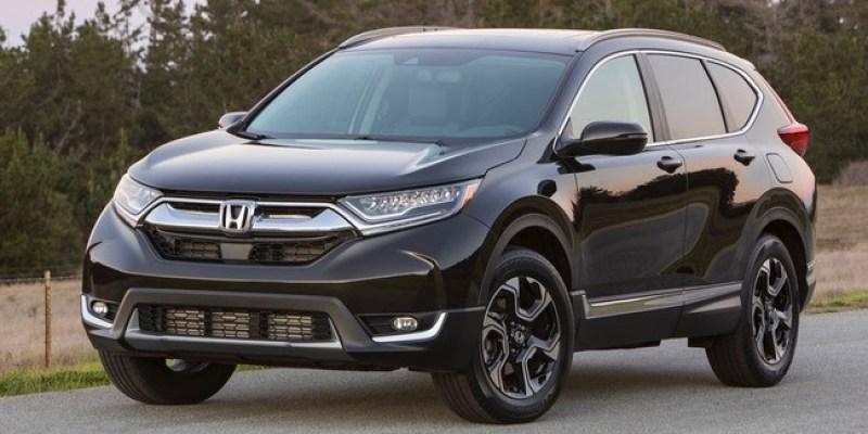 Honda Indonesia Lakukan Recall CR-V, Kenapa?