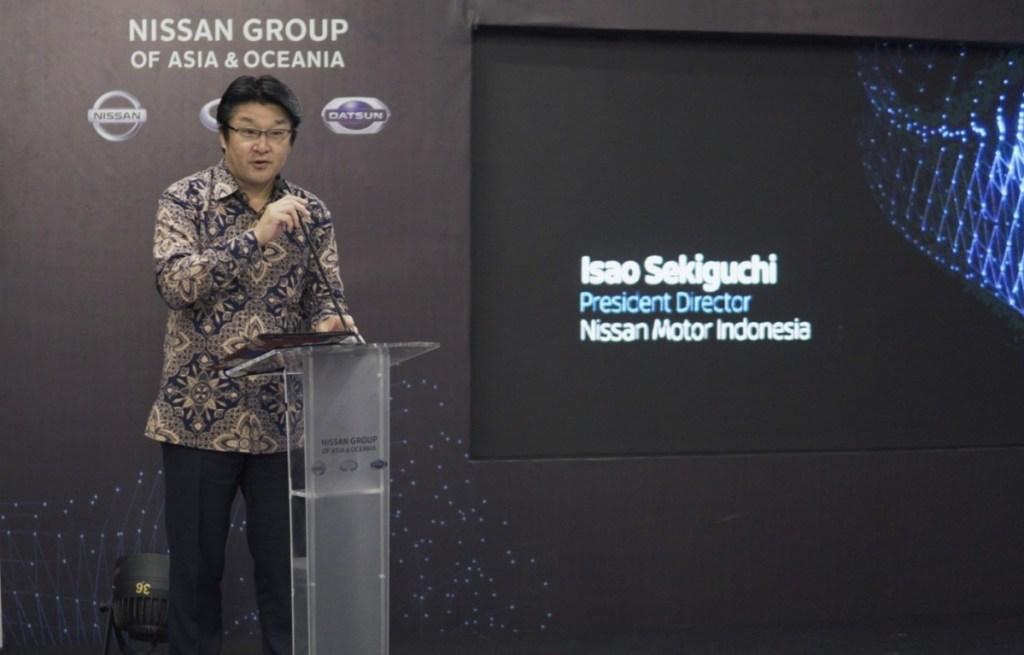 Nissan Terus Membuka Outlet Baru di Indonesia, Kali Ini di Cikupa