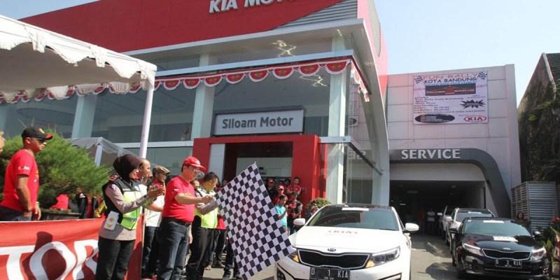 Indomobil Resmi Akuisisi KIA Motors di Indonesia