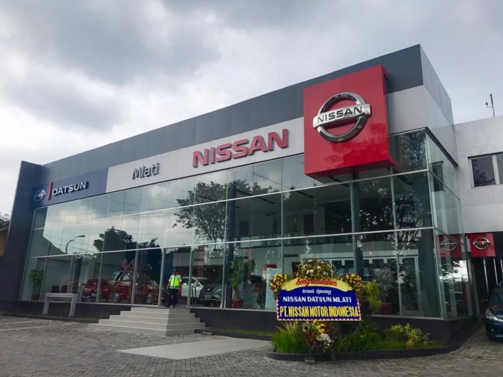 Dealer Nissan Datsun Mlati Yogyakarta Tampilkan Konsep Terbaru