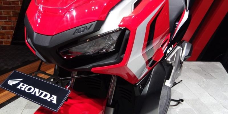 Usai ADV150, Honda Segera Siapkan ADV 300?
