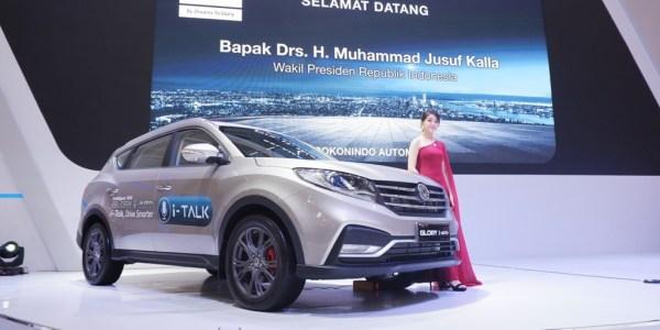 DFSK Hadirkan I-Auto dan Mobil Listrik di GIIAS 2019