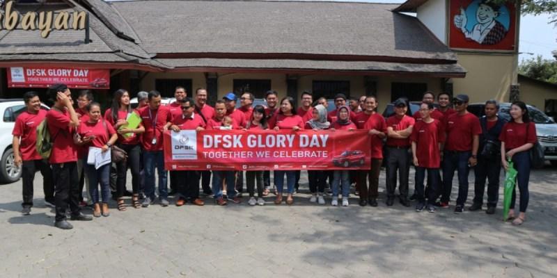 DFSK Glory Day, Lebih Dekat Kepada Konsumen Tanah Air