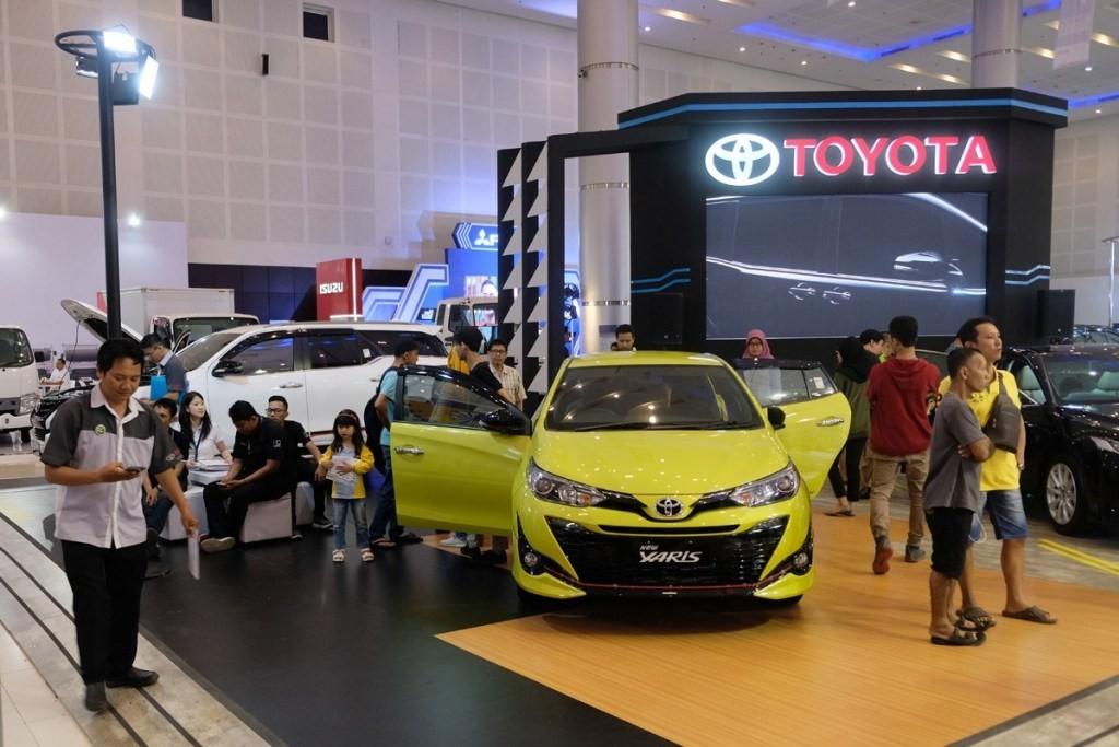 Ini Fokus Toyota di GIIAS 2019, Bukan Target Penjualan!