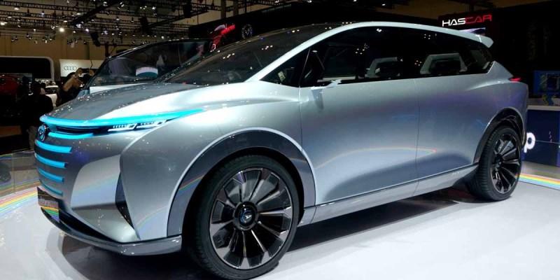 MPV Hy-Fun, Mobil Konsep Kekinian Daihatsu di GIIAS 2019