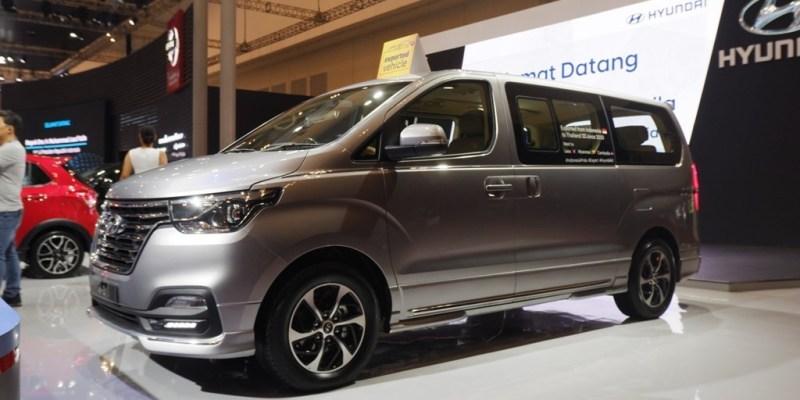 Hyundai H-1 Royale Limited Edition di GIIAS 2019, Ini Istimewanya!