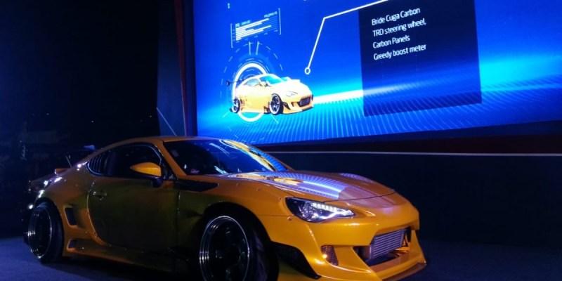 Lebih Menegangkan di Intersport Auto Show 2019