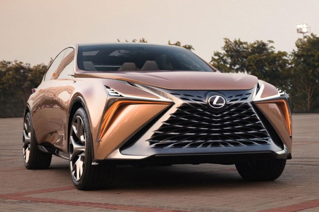 Lebih Jauh Lexus LF-1 Limitless Concept di GIIAS 2019