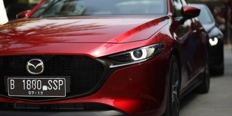 All New Mazda3, Siap Meluncur di GIIAS 2019!