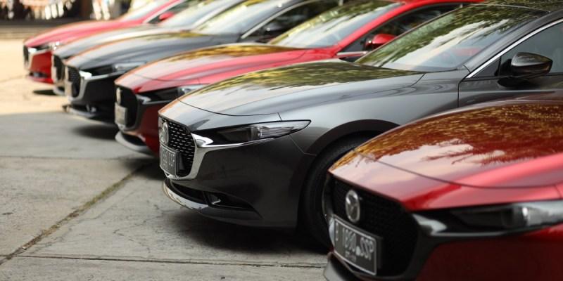 Tertarik Berakhir Pekan dengan Mobil Mazda? Ini Waktunya!