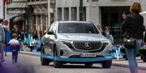 Mercedes-Benz Punya Suara Khusus Mobil Listrik