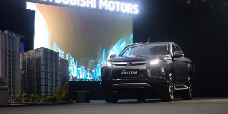 New Mitsubishi Triton Ultimate, Ini Keistimewaannya