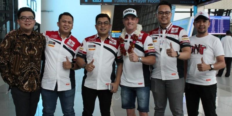 Sam Lowes Sudah Datang ke Indonesia