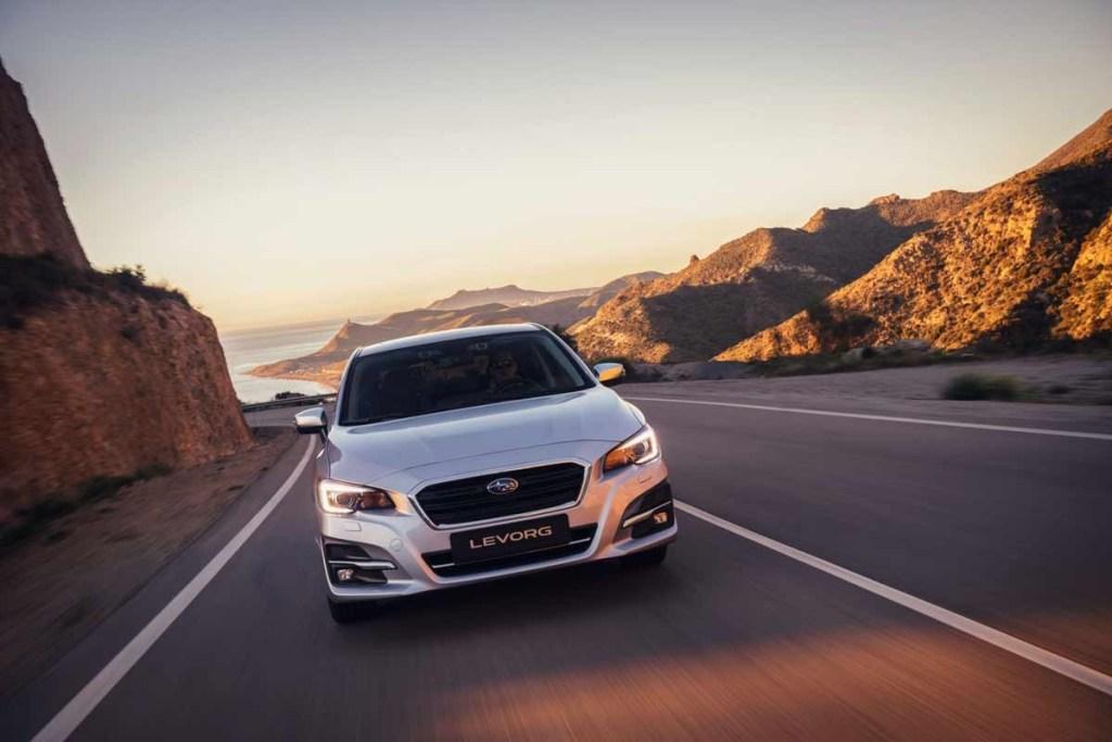 Subaru Levorg Disuguhkan Mesin 2.0L