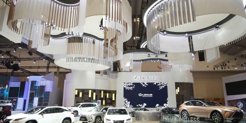 Lexus Suguhkan Booth Super Mewah di GIIAS 2019
