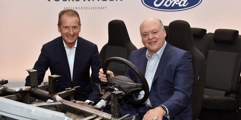 Cara Ford dan Volkswagen Puaskan Pelanggan di Masa Depan