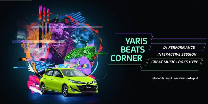 Yaris Beats Corner, TAM Ajak Kaum Milenial Eksplor Kreativitas