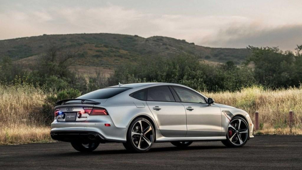 Inilah Audi RS7 Sportback Tahan Peluru Terkencang Di Dunia
