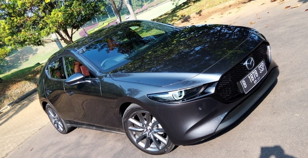 Ini Perbedaan Fitur All New Mazda3 Jepang dan Versi Indonesia