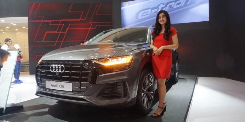 Audi Q8 Tak Sampai Rp 2,5 Miliar di GIIAS 2019