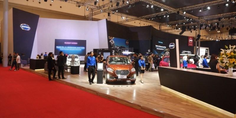 Ini Keseruan Datsun Indonesia di GIIAS 2019
