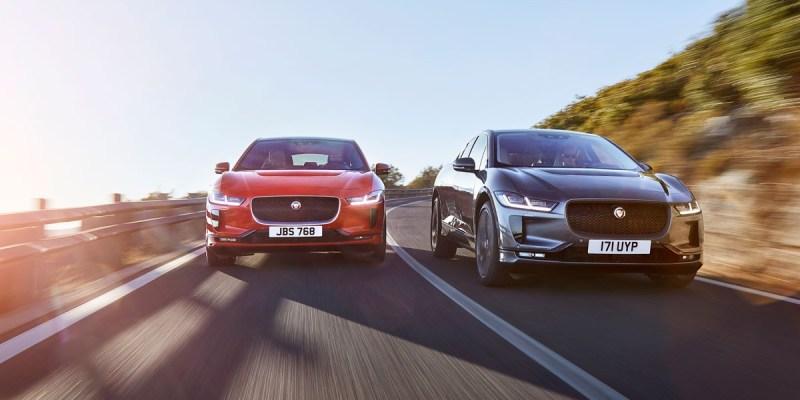 Mobil Listrik Jaguar I-PACE, Segera Datanglah!