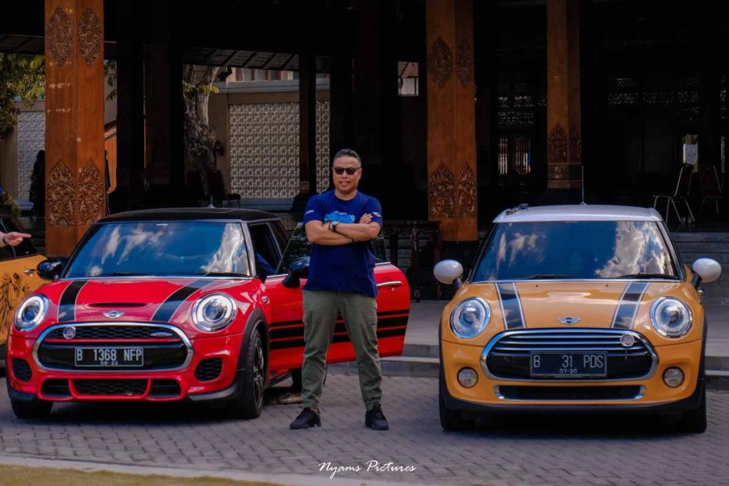 Keseruan Dari Acara 'Mini Inc Tour De Java' 2019