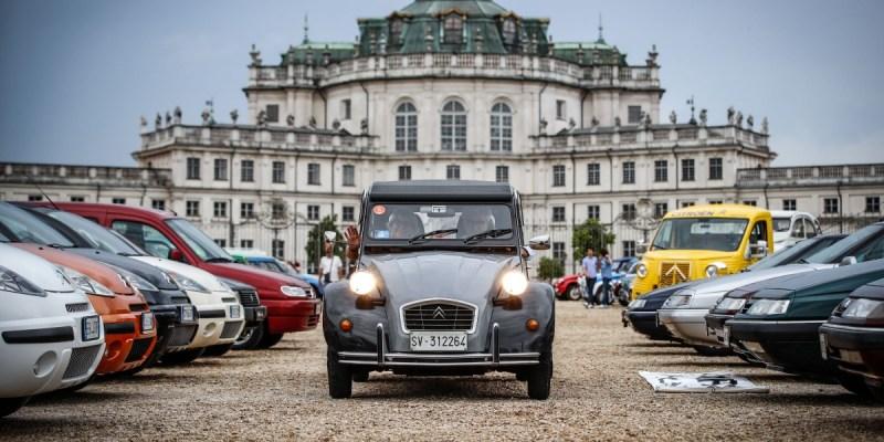 Parco Valentino 2019 Momen Rayakan 1 Abad Citroën